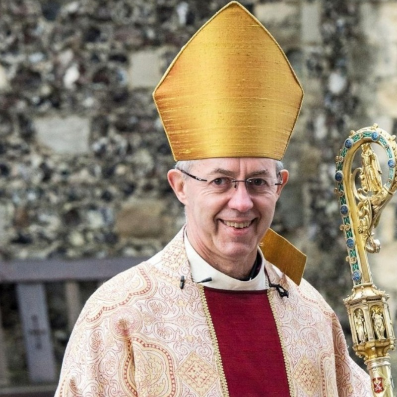 The Most Revd – Justin Welby